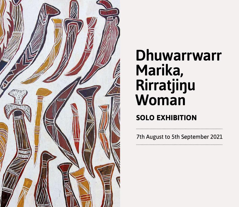 Dhuwarrwarr-Marika-Exhibtion-Songlines