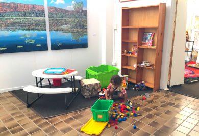 Children's Space at Songlines Australia Darwin